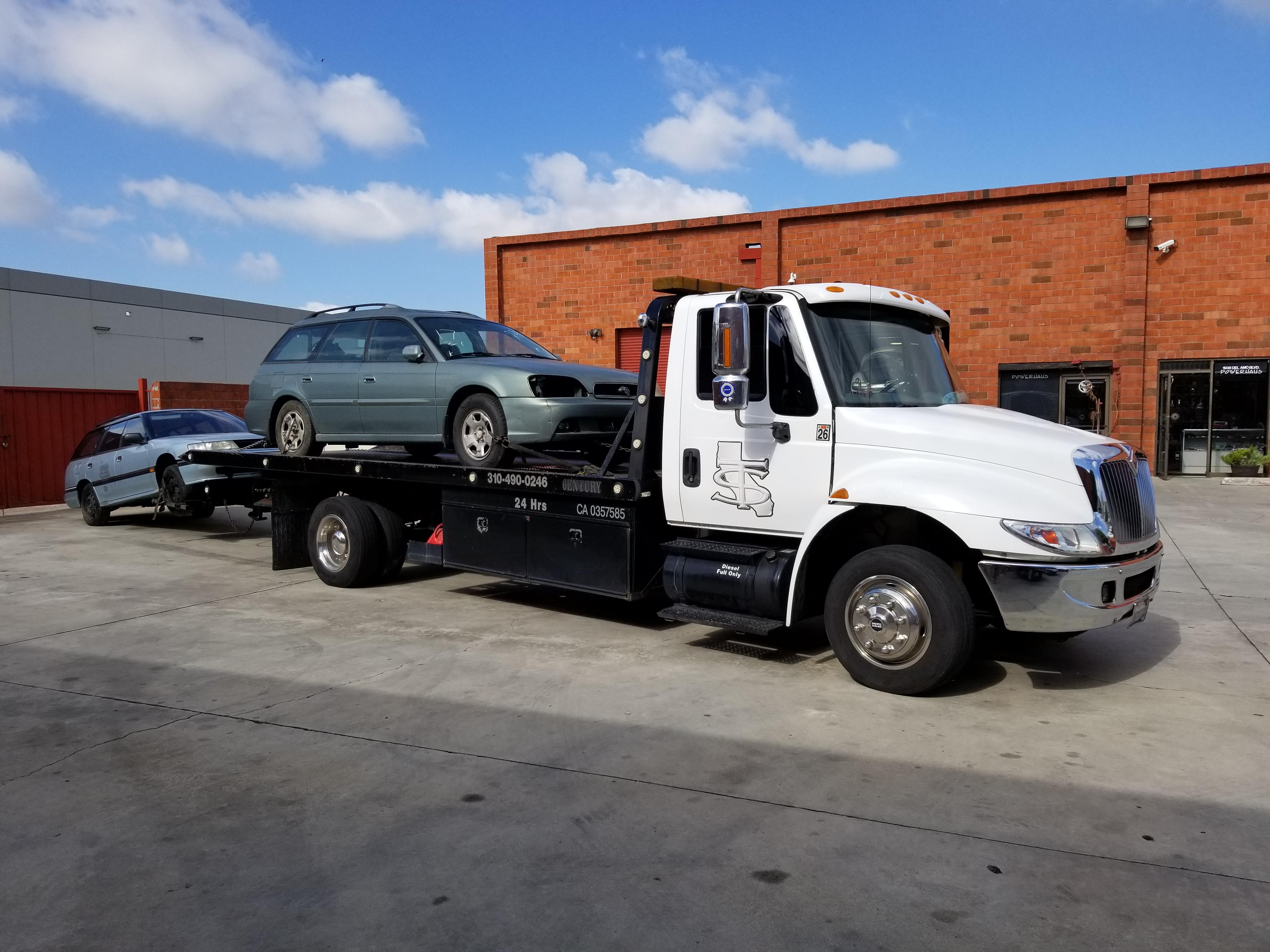 Segura's Towing Service