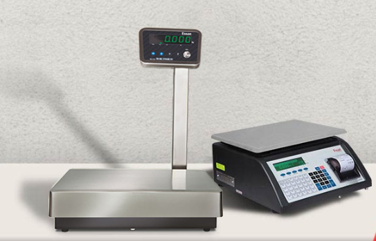 Electronic Weighing Machine - POS System & GPS Clock Manufacturers