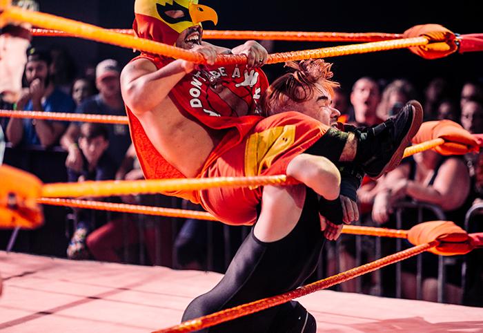 Midget Wrestling Show -Dwarfanators