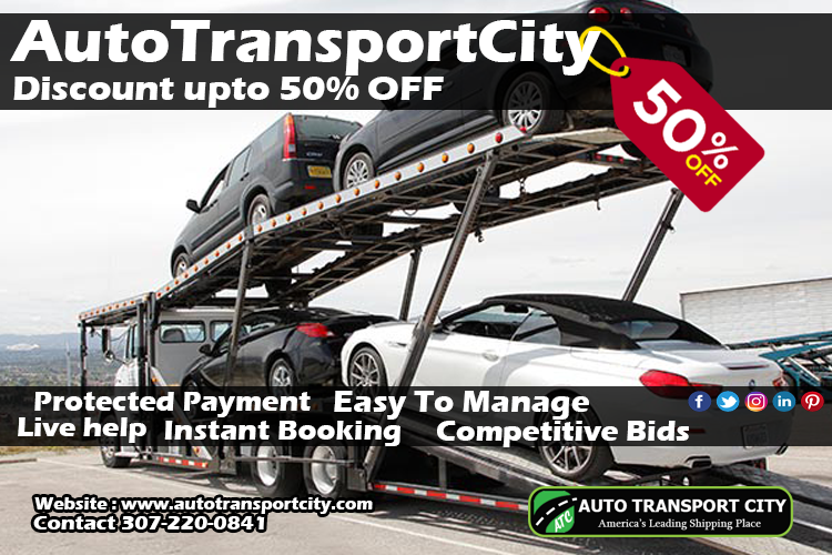 LIMITED TIME OFFER! Avail 50% off on car shipping till 5th November