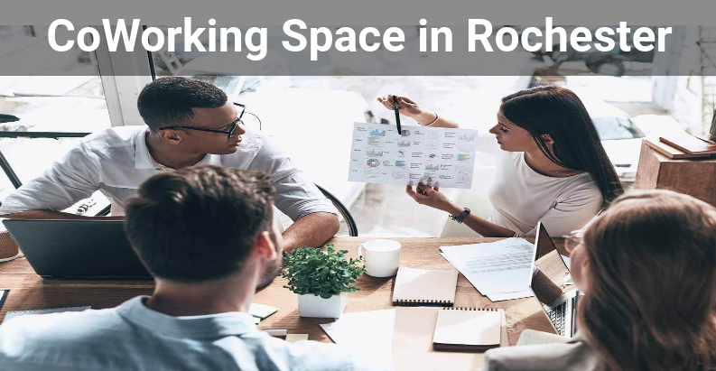 Find the Perfect Co-Working Office in Rochester, New York