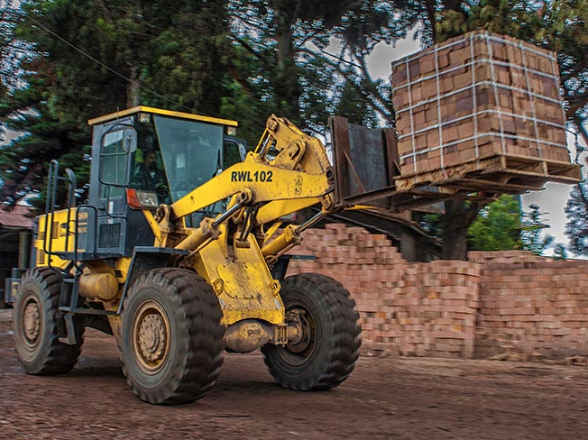 Wheel Loader RWL102 RHINO EQUIPMENT