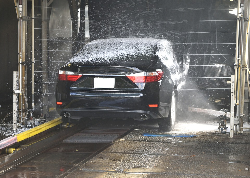 Reliable Car Wash Company in California