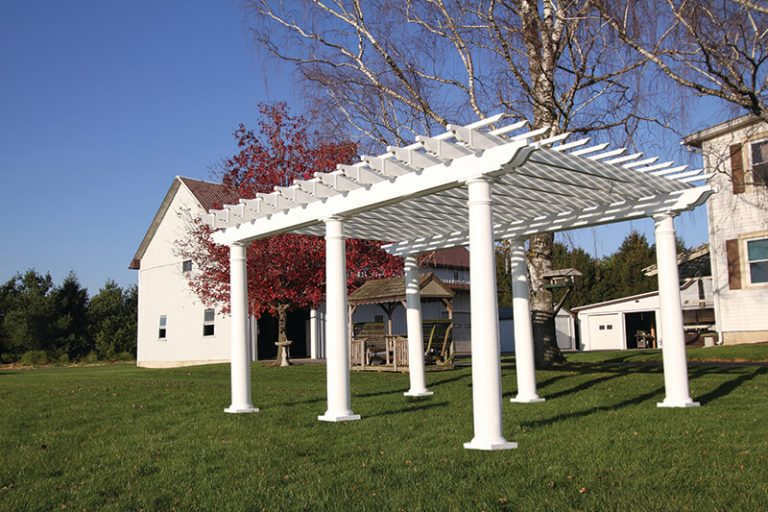 Wooden Gazebo and Pergola Installation in Medford, NJ