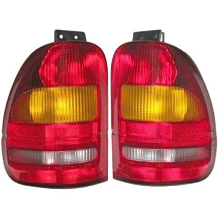 2000 Ford Winstar Tail Lights {pair|USED