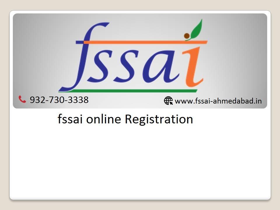fssai online Registration | fssai-ahmedabad