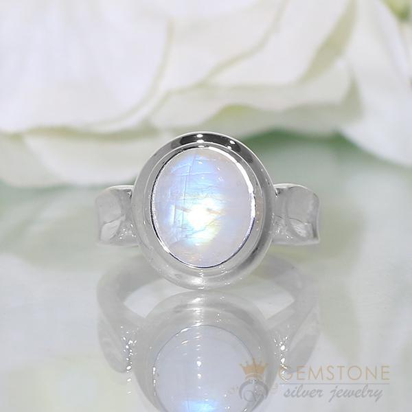 Moonstone Ring Secret Vault