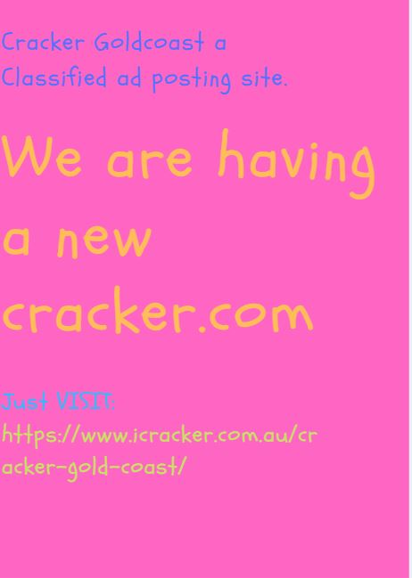 Cracker Goldcoast a Classified ad posting site.