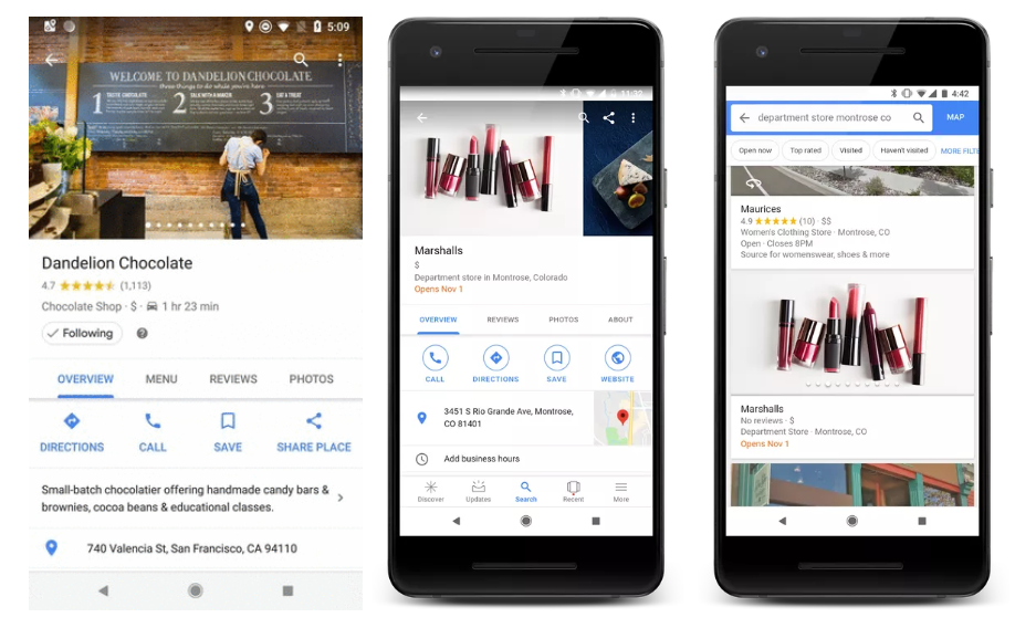 "Google Maps ""Follow"" Button – A New Approach For Business To Connect with Clients"