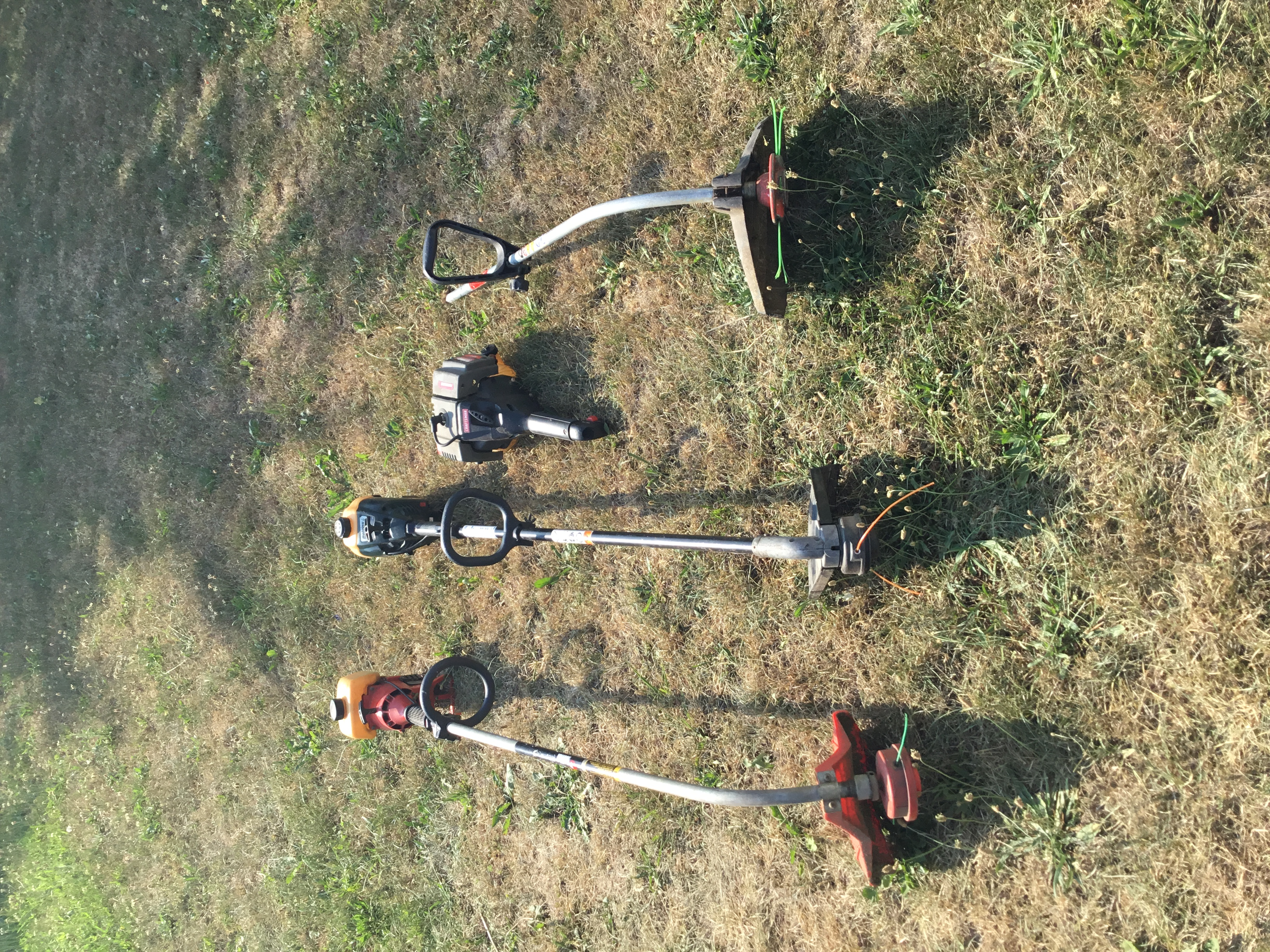Gas String Trimmers