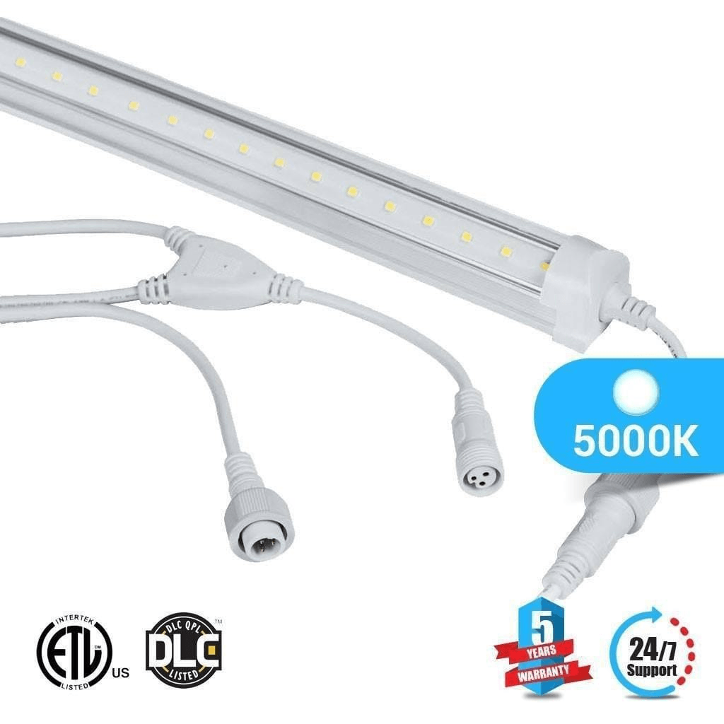 Indoor Lighting T8 8ft LED Tubes