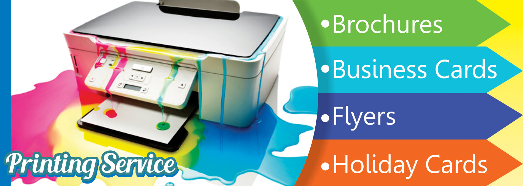 Print Marketing Material - Boost Your Business