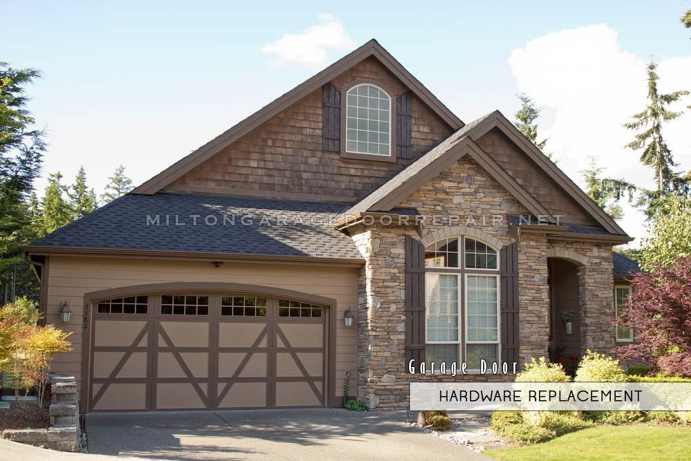 Milton Secure Garage Door
