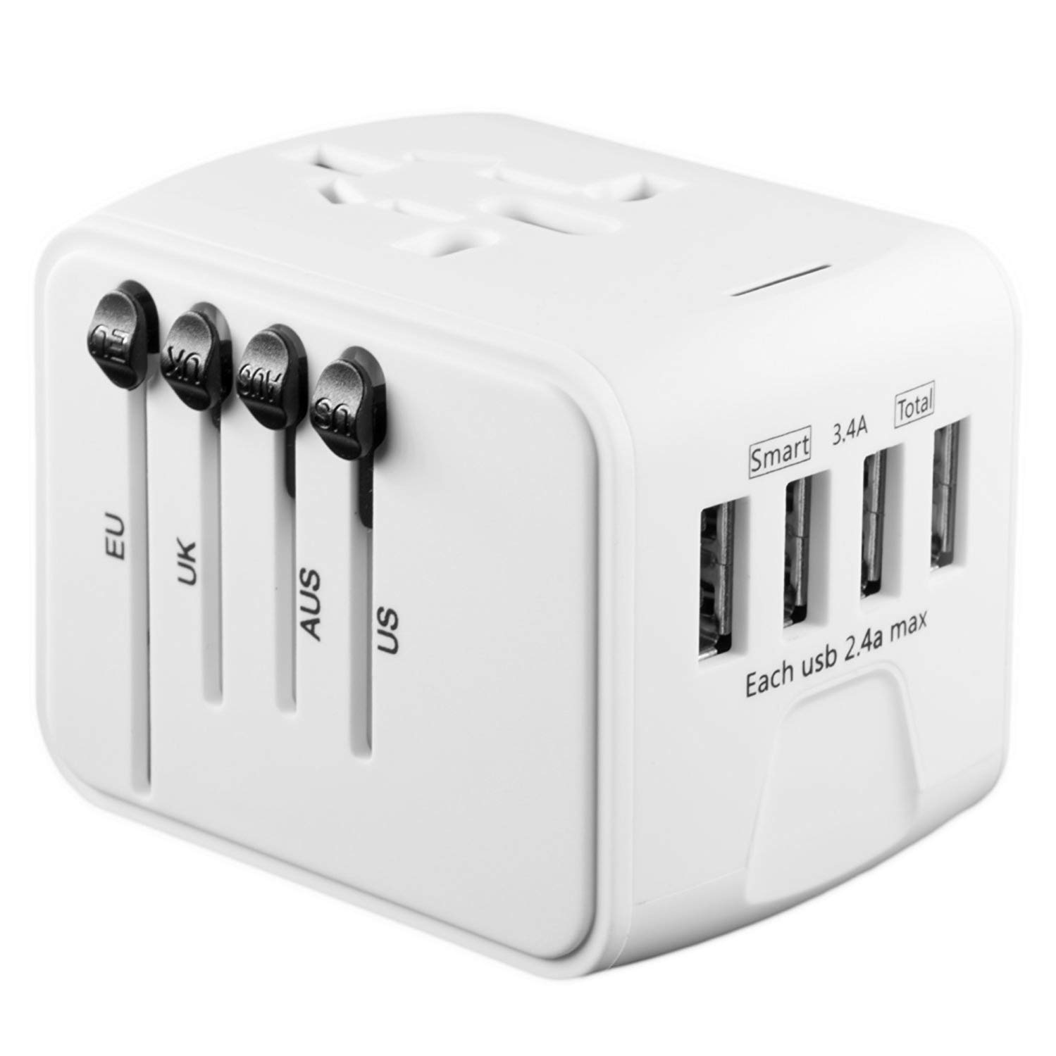 Limechoes International Travel Adapter Universal Power Adapter