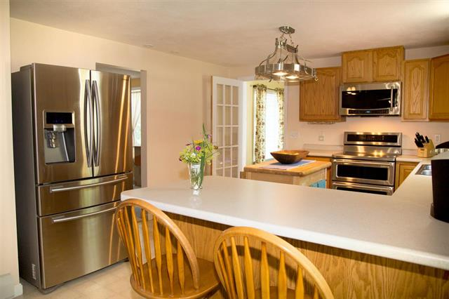 3BR/2.5BA Not your average Colonial in Deerfield, NH! METICULOUSLY maintained! A must-see!