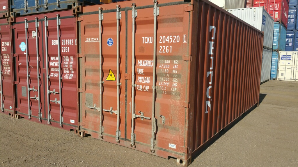 Used & New Shipping Containers for SALE