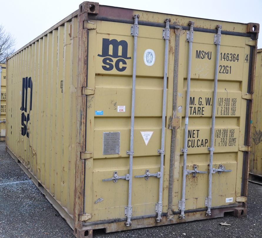 New & Used Shipping Cargo Containers for SALE!