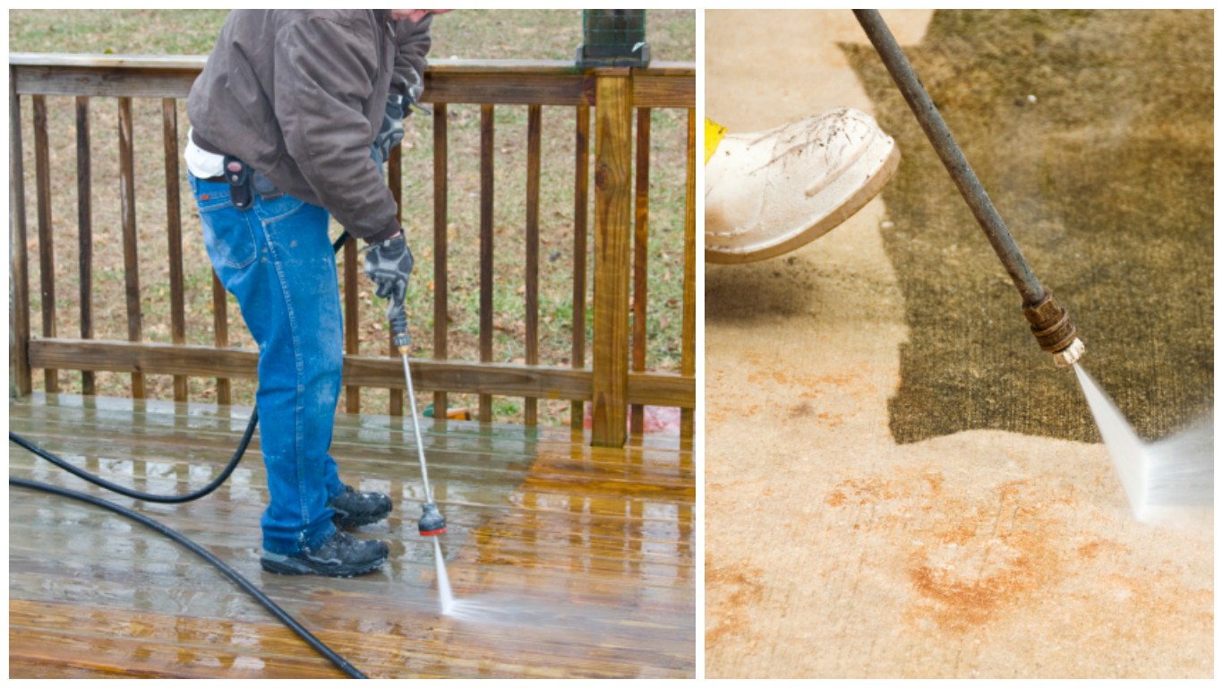 Alex's Power Washing Services