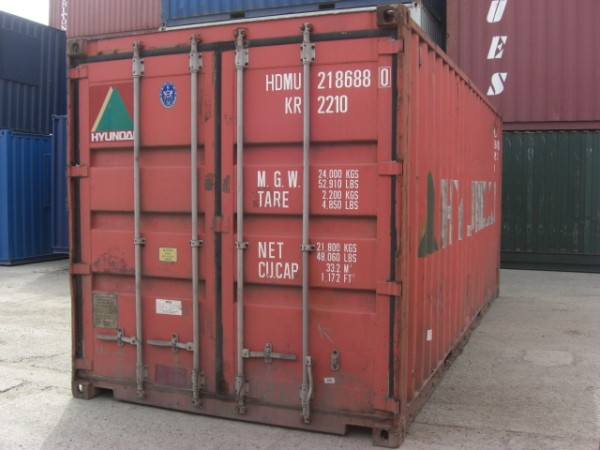 New & Used Shipping Storage Containers For SALE!