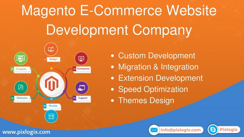 PSD To Magento Conversion | Magento 2 Development Company
