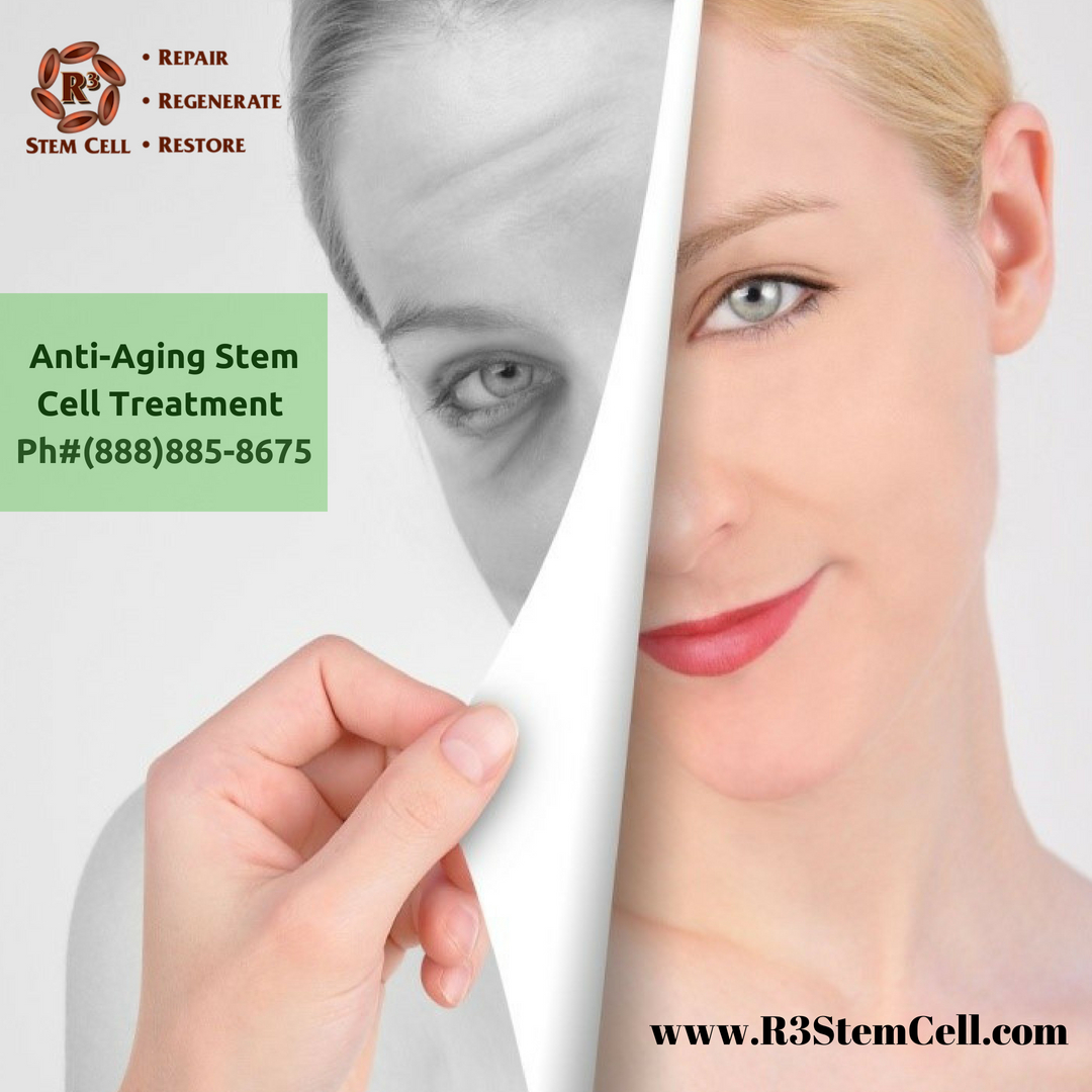 Stem Cell Treatment For Skin