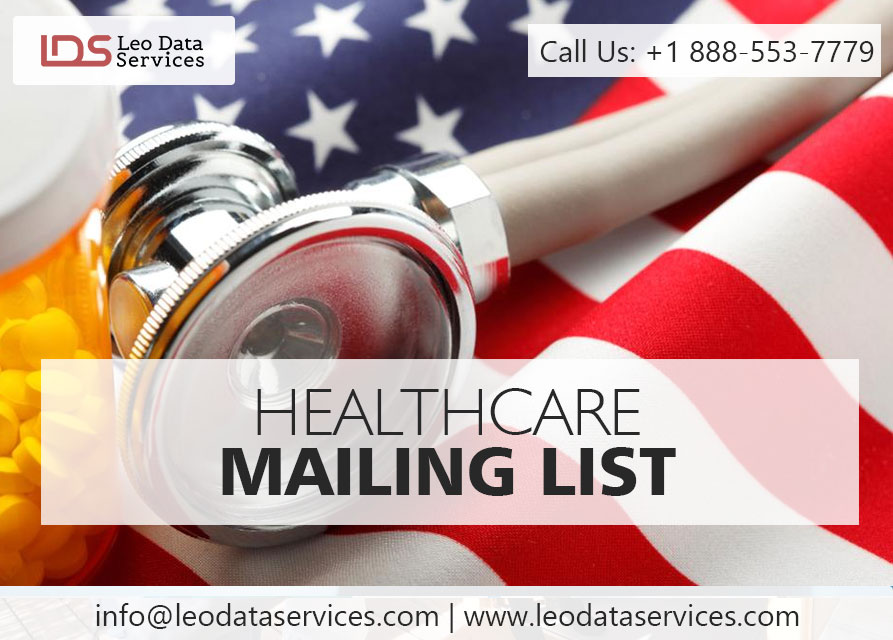 Healthcare Mailing Lists | Healthcare Email Lists | Leo Data Services