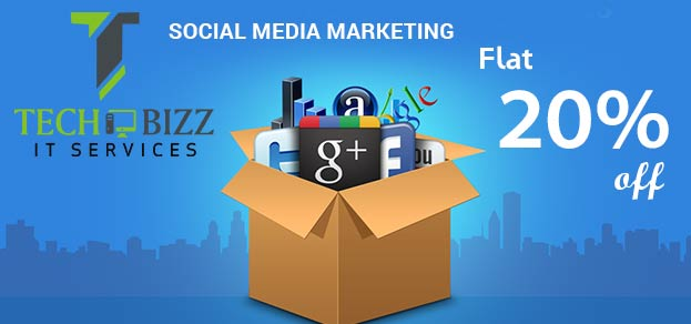 Christmas Superior offer on Social Media Marketing Services in USA