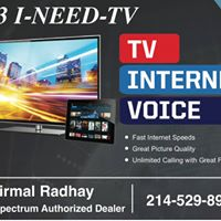 833-I- NEED-TV