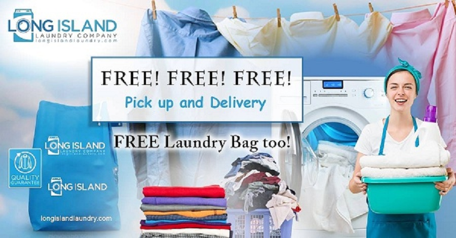 Laundry Service Pickup and Delivery | Laundry Pick Up | Long Island Laundry