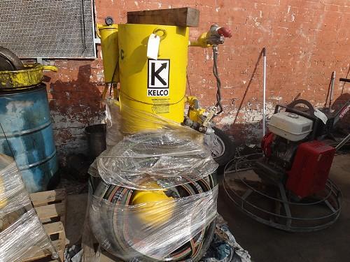 KELCO K116 SANDBLASTING POT