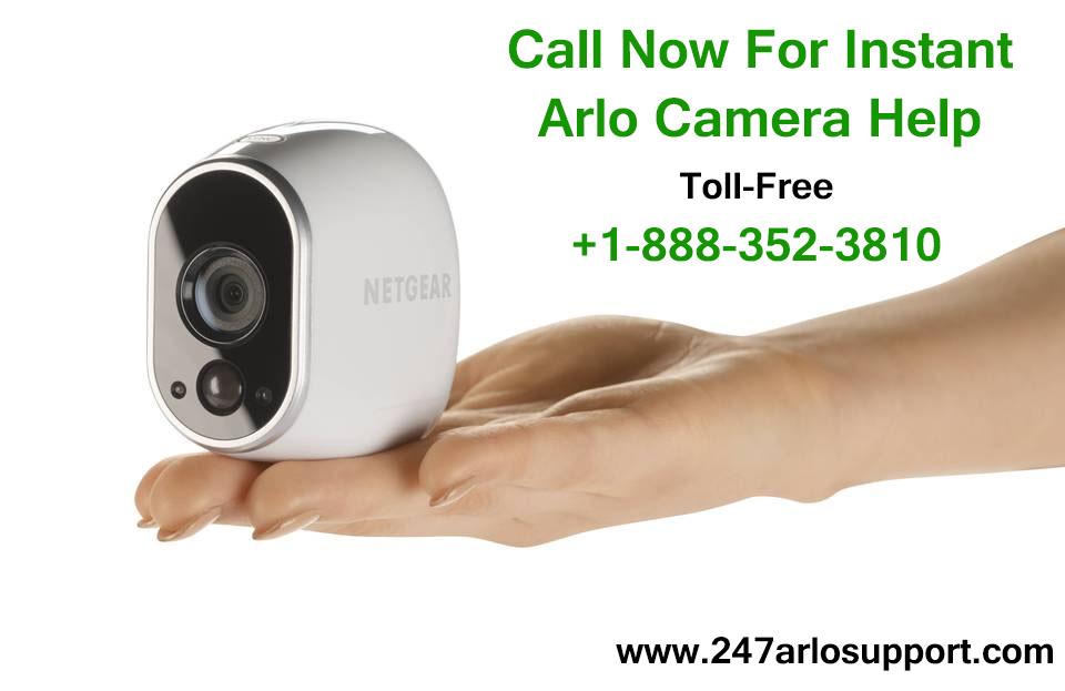 Netgear Arlo Customer Service +18883523810 Arlo Support Number
