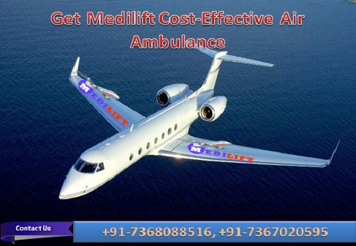 Get Quickest and Reliable Air Ambulance Service in Patna