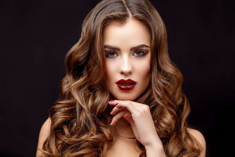 Ouidad services for people who have curly hair