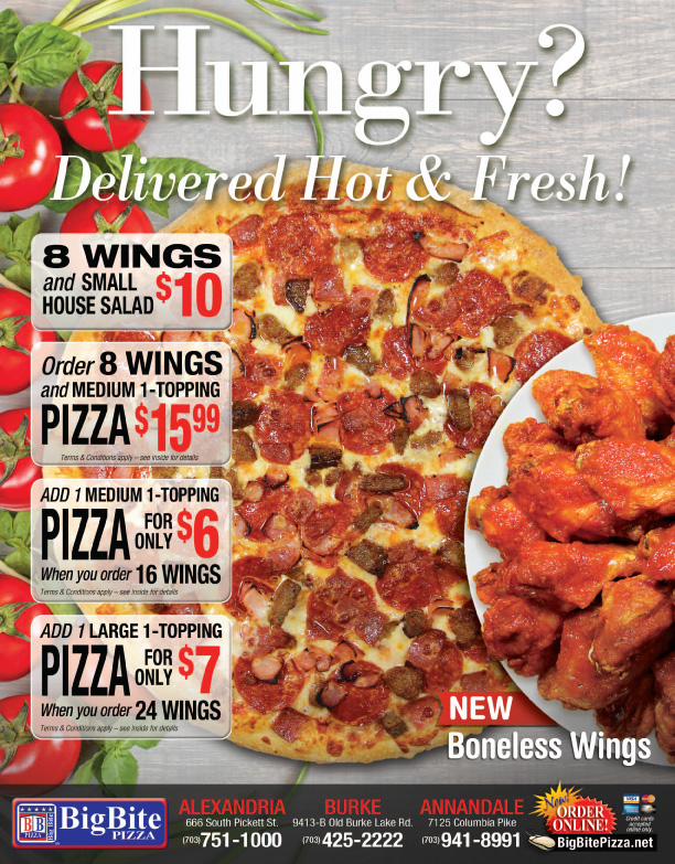 "25,000 8.5"" x 11"" Double Sided Full Color Gloss Pizza Box Toppers"