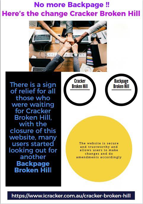 Cracker Broken Hill