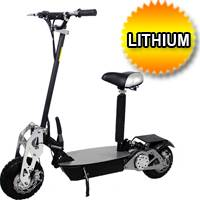 FORGET BIRD! THIS ELECTRIC SCOOTER GOES FURTHER, FASTER - WITH NO GAS!