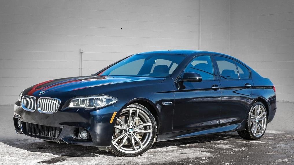 BMW 550i | BMW 5