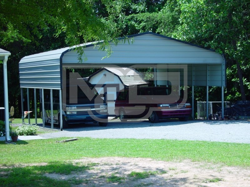 Shop - Steel carports & Metal Garages As Storage Solution In Mount Airy