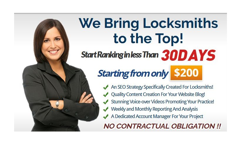 SEO for Locksmith Websites – SearchBerg