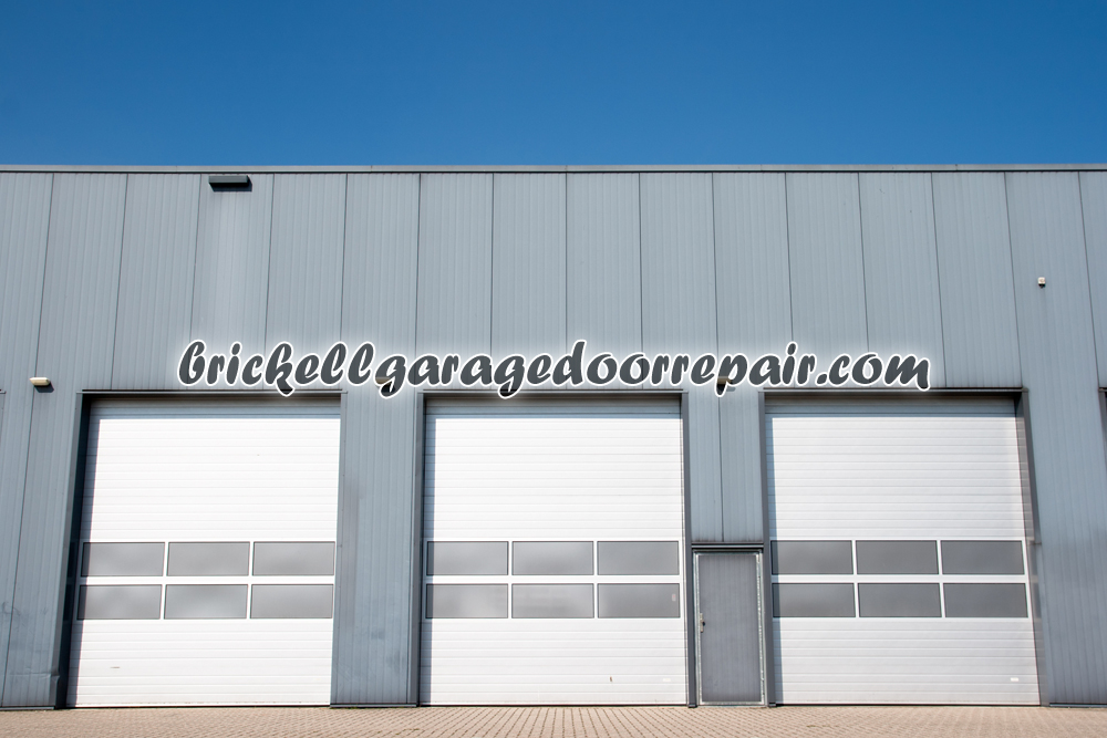 Brickell Pro Garage Door