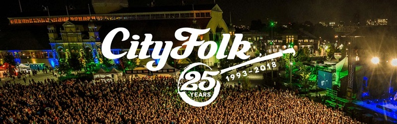 City Folk Music Festival Tickets