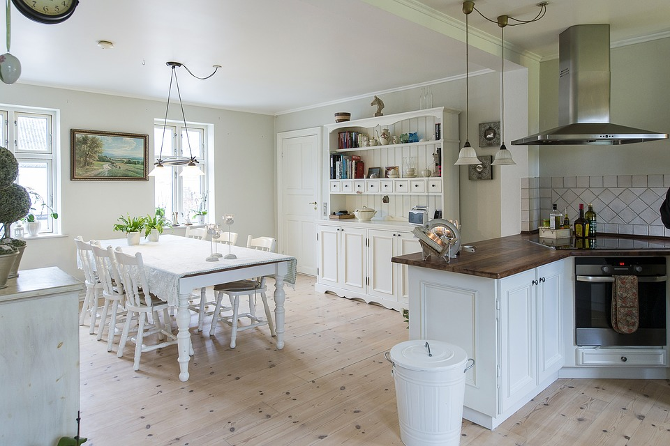 Rustic Vintage Kitchen Cabinets from GEC Cabinet Depot