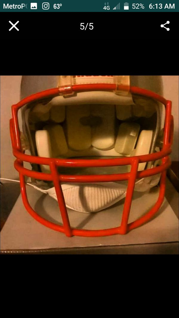 New England Patriots Riddell Authentic helmet new