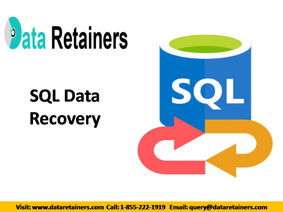 24*7 Database SQL Data Recovery