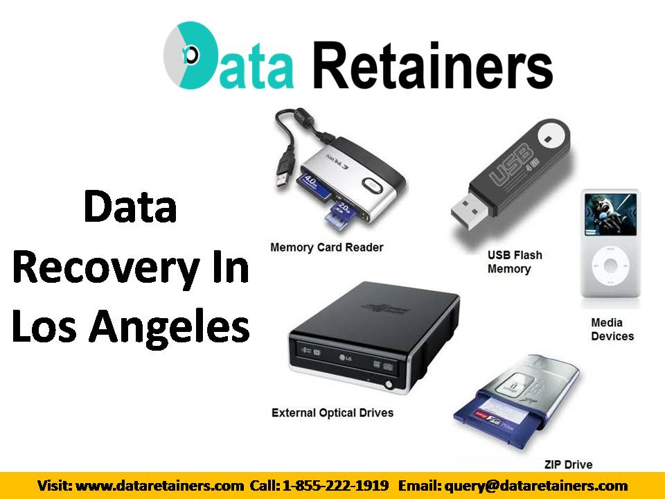 Hardware Issues? Data Recovery In Los Angeles