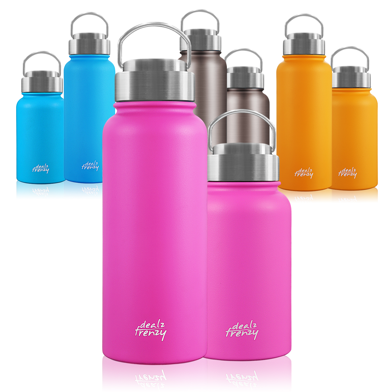 stainless steel water bottle, SAVE $1.98 COUPON, END TONIGHT