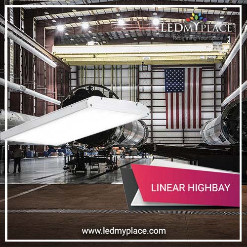 Avail Great Discounts on LED Linear High Bays From LEDMyplace