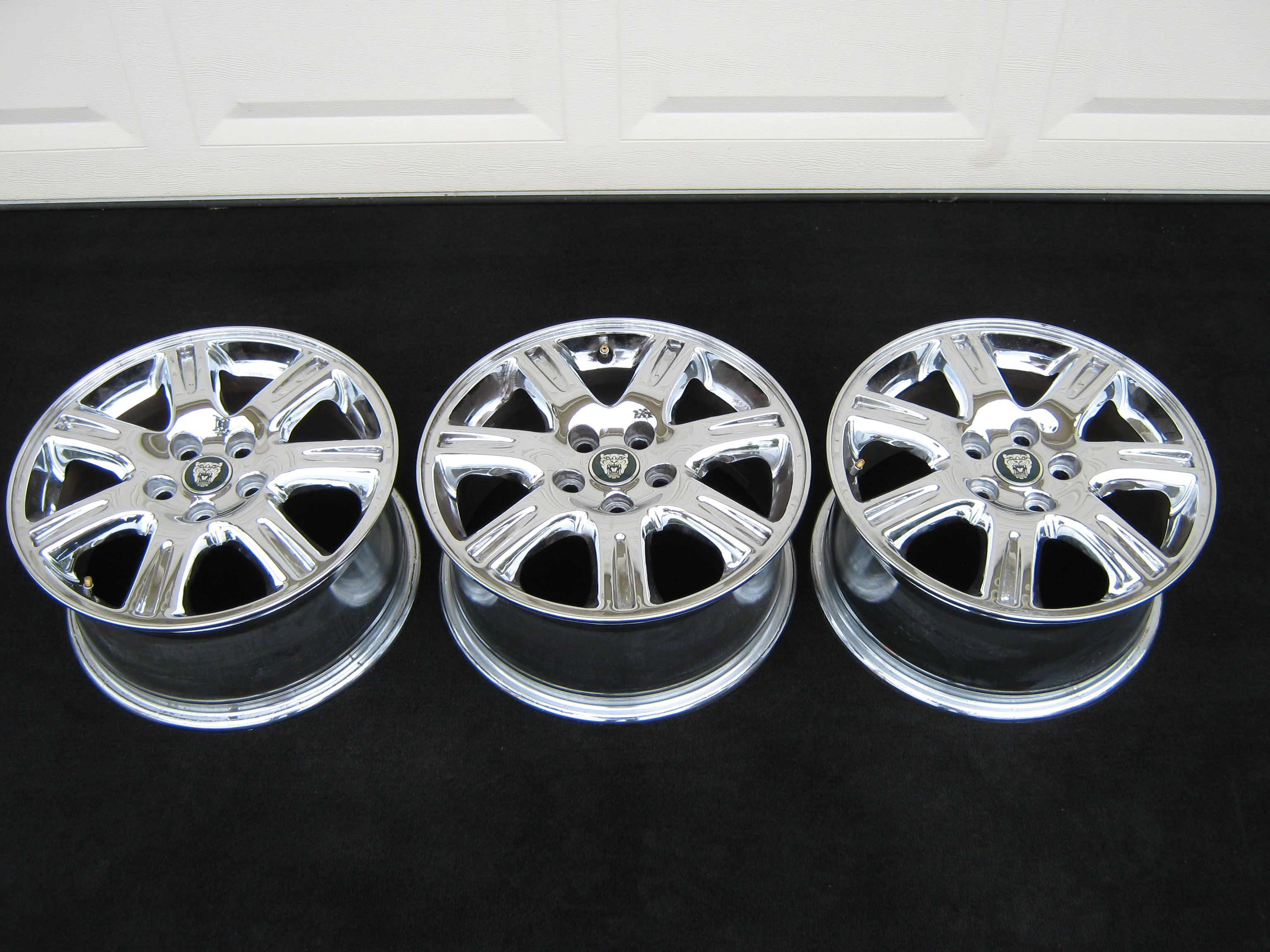Jaguar Wheels