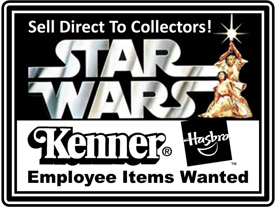 Paying up to $150,000 CASH for Vintage STAR WARS and other 70's & 80's Toys Wanted