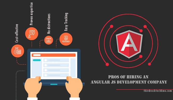 Angular web development company offering best-in-class solutions